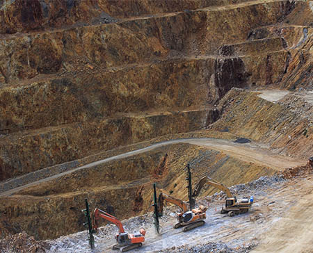 Open Pit and Hard Rock Mining