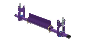 Y-Type™ Heavy-Duty with Purple Polyurethane Blades