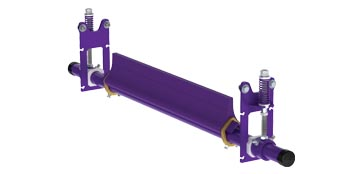 Y-Type™ Standard-Duty with Purple Polyurethane Blades